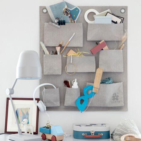 Sebra Wand-Aufbewahrung Paper