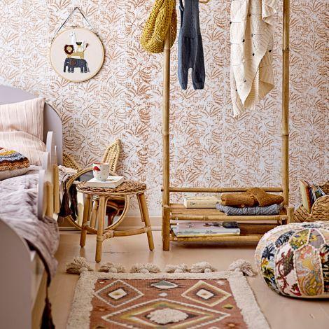 Bloomingville Garderobe mit Ablage Bambus