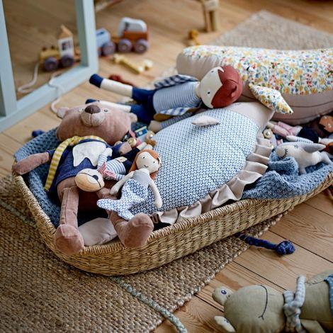 Bloomingville Puppen Kate & Jonah 3-teilig