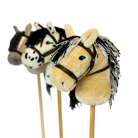 byASTRUP Hobby Horse Steckenpferd Blonde