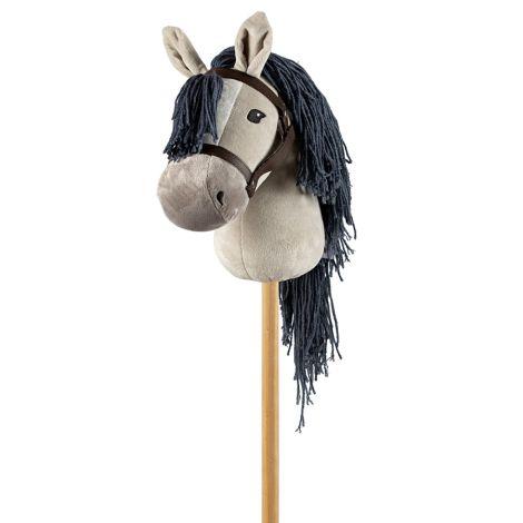 byASTRUP Hobby Horse Steckenpferd Grey