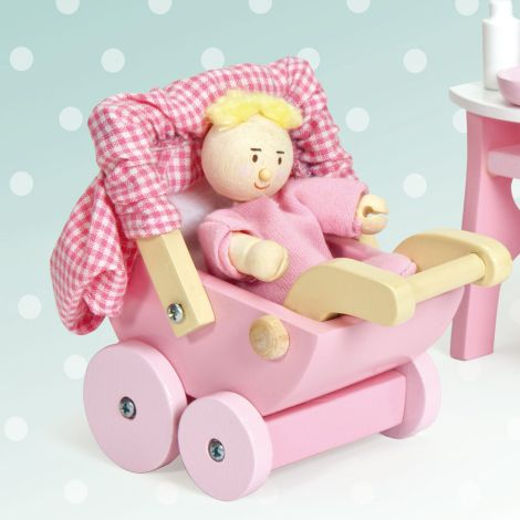 Le Toy Van Holzpuppen-Set Baby