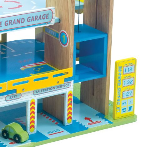 Le Toy Van Große Garage