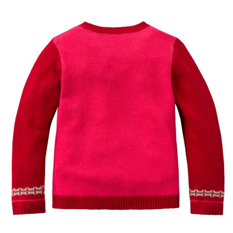 Oilily Pullover Kayak Rot
