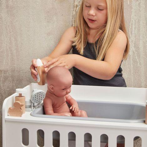 byASTRUP Puppen-Wickeltisch Zubehör 7-teilig