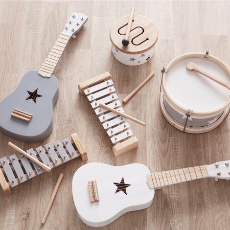 Kids Concept Gitarre Weiß