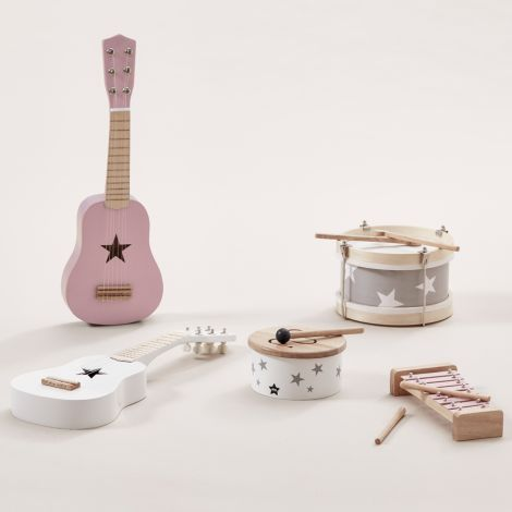 Kids Concept Gitarre Rosa