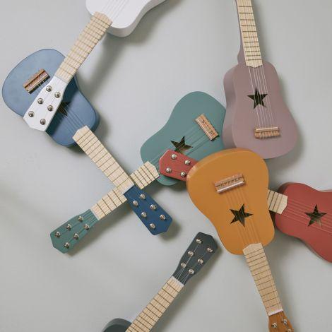 Kids Concept Gitarre Rot Holz