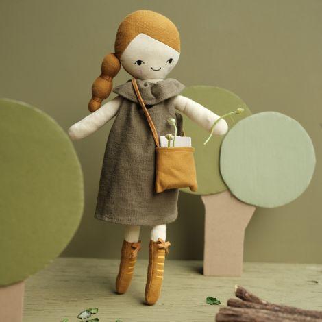 Fabelab Puppe Big Doll Acorn Bio-Baumwolle