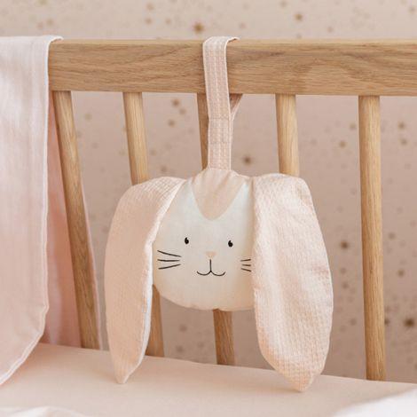 Nobodinoz Kinderwagenspielzeug Bunny