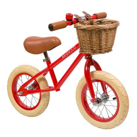 Banwood Laufrad Balance Bike 'First Go' Red