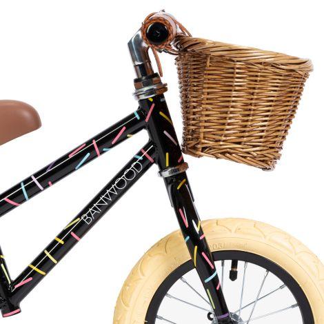 Banwood Laufrad Balance Bike 'First Go' Marest Allegra Black