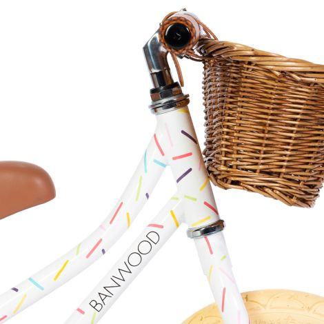 Banwood Laufrad Balance Bike 'First Go' Marest Allegra White