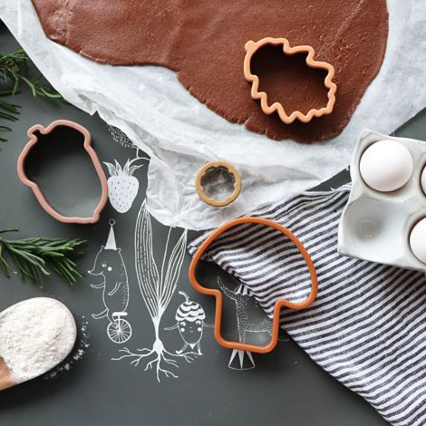 by Lille Vilde Food Cutters Ausstecher Autumn Mix