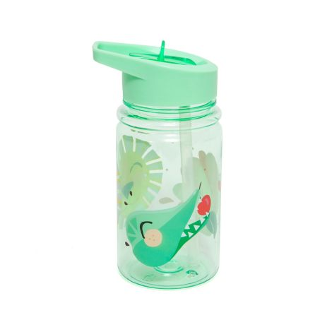 Petit Monkey Trinkflasche Löwe Grün