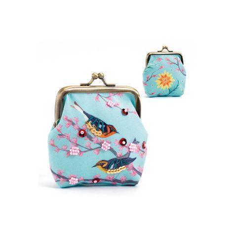 Djeco Portemonnaie Lovely purses Birds
