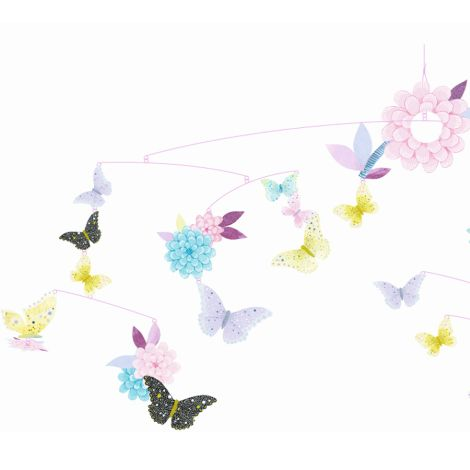 Djeco Mobile Butterfly Twirl