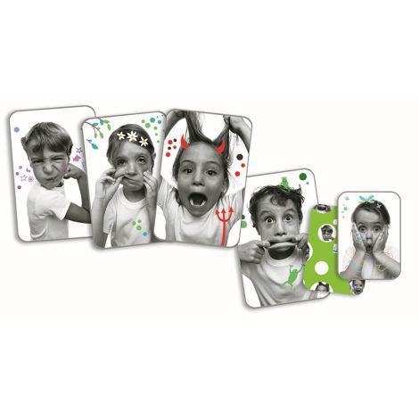 Djeco Kartenspiel Grimassen