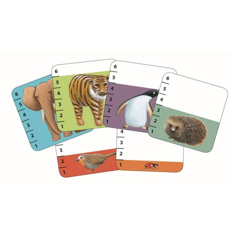 Djeco Kartenspiel Batanimo