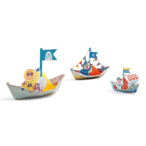 Djeco Floating Boats