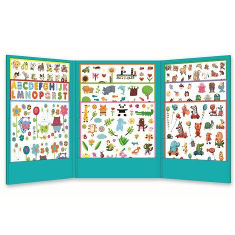 Djeco 1000 Sticker Sammlung