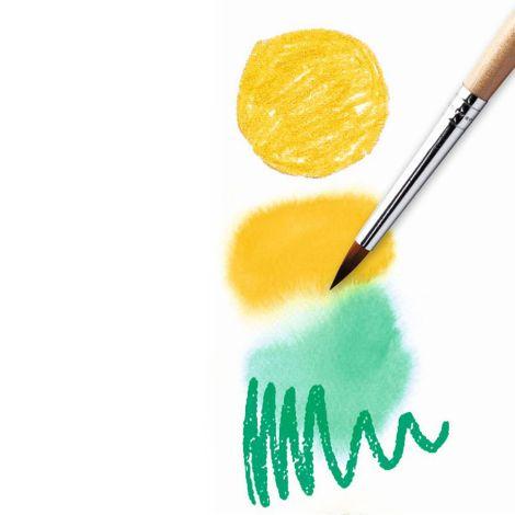 Djeco Farben 24 Watercolour Pencils