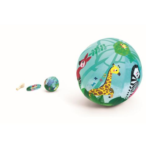 Djeco Motorik Spiel Jungle ball