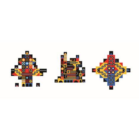 Djeco Spiel Kinoptik Ville 123 Elemente •