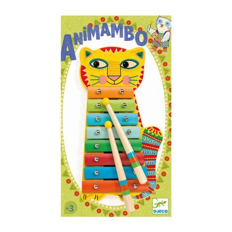 Djeco Animambo Metallophon