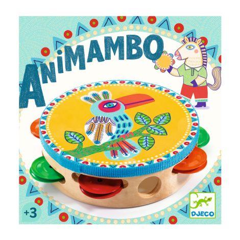 Djeco Animambo Tambourin