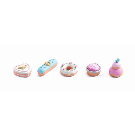 Djeco Kinderküche Prinzessinnen Kuchen