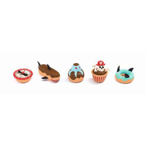 Djeco Kinderkuche Piraten Kuchen Online Kaufen Emil Paula Kids
