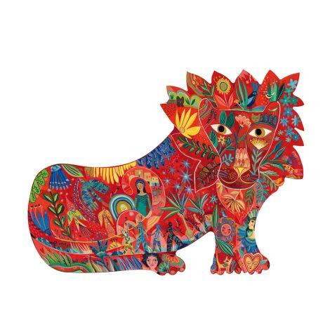 Djeco Puzzle Puzz'art Lion 150 Teile