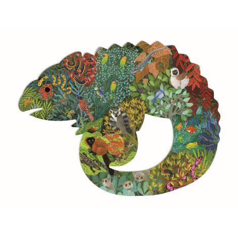 Djeco Puzz'Art Chameleon