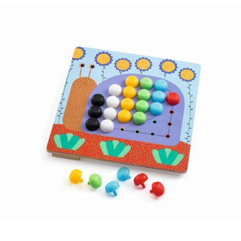 Djeco Lernspiele Primo Mosaico