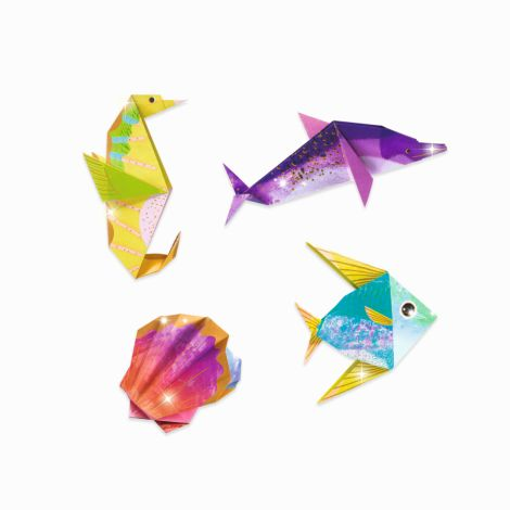 Djeco Origami Meerestiere