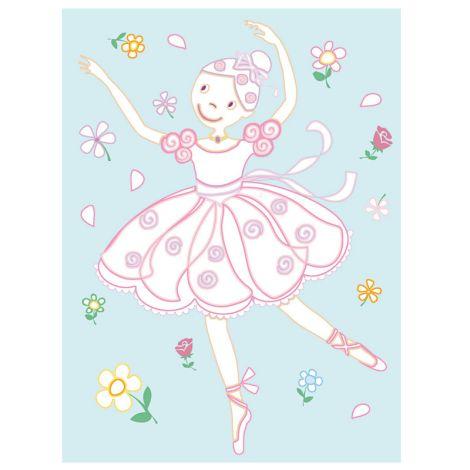 Djeco Wasserfarbenset Prinzessin Margerite