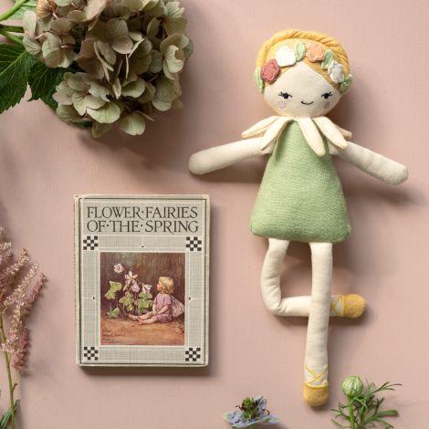 Fabelab Puppe Midsummer Elf Ingvild Bio-Baumwolle