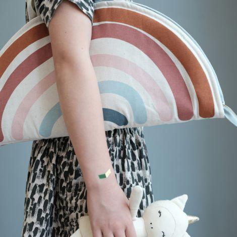 Fabelab Spieltasche Rainbow Bio-Baumwolle