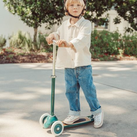 Banwood Roller Scooter Green