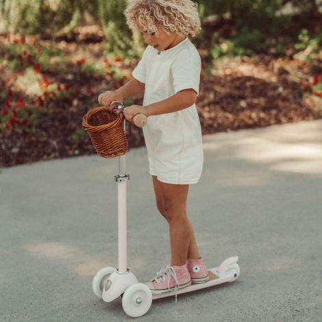 Banwood Roller Scooter White