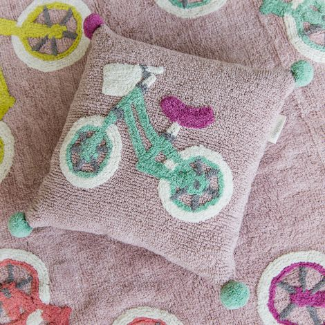 Minividuals Kissen Biker