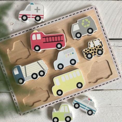 JaBaDaBaDo Puzzle Auto