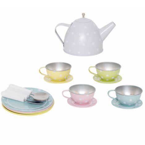 JaBaDaBaDo Tee-Set im Picknickkorb