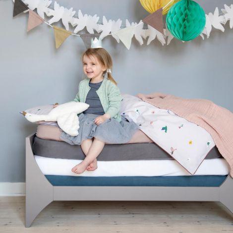 Sebra Bettnässe-Bezug Baby White