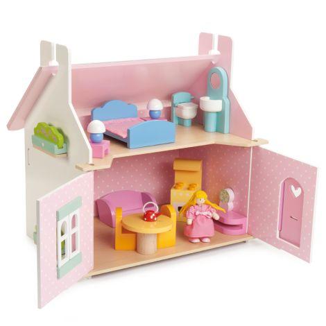 Le Toy Van Puppenhaus Lily's Häuschen