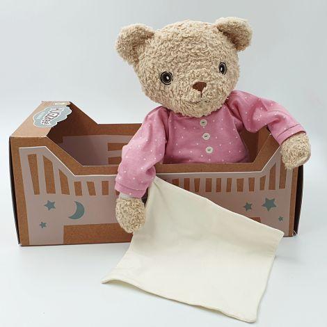 Hugzzeee Kuscheltier Friends Teddy Bear Rose