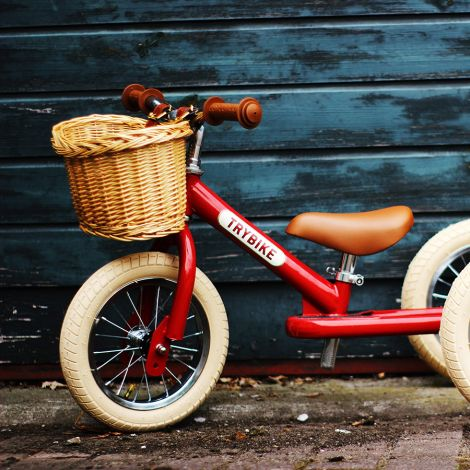 Trybike Fahrradkörbchen Vintage