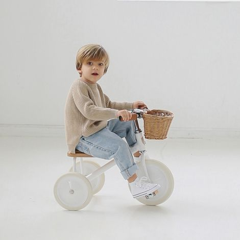 Banwood Dreirad Trike White