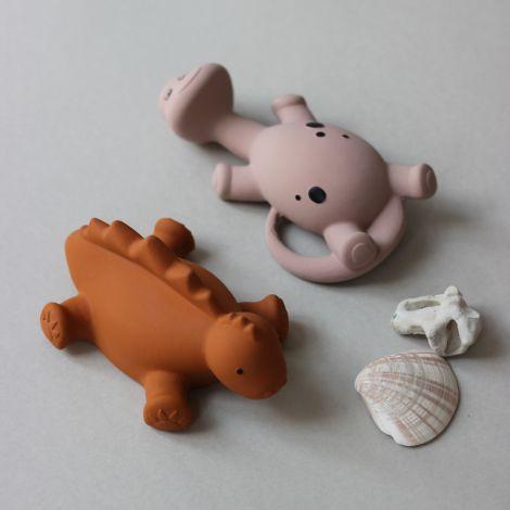 LIEWOOD Badewannen-Spielzeug Algi Rose Mix 2er-Set